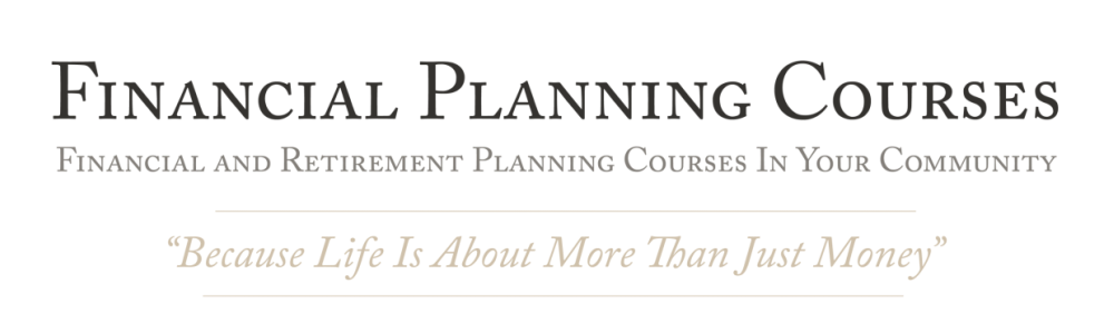 Financial Planning Courses